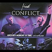 Final Conflict (UK): Another Moment in Time [Digipak] [Digipak]