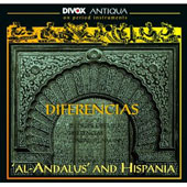 Diferencias: A Journey Through al-andalus and Hispania: Huelgas, de Cabezon, de Morales, et al.