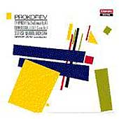 Prokofiev: Symphony no 2, etc / Järvi, Scottish Natl Orch