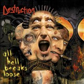 Destruction: All Hell Breaks Loose [Digipak]