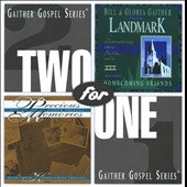 Gloria Gaither/Homecoming Friends/Bill & Gloria Gaither (Gospel)/Bill Gaither (Gospel): Two For One: Precious Memories/Landmark