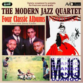 The Modern Jazz Quartet: The Modern Jazz Quartet/Django/Fontessa
