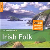 Various Artists: Rough Guide to Irish Folk [2009]