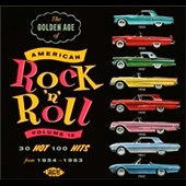 Various Artists: The  Golden Age of American Rock 'n' Roll, Vol. 12