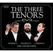 Three Tenors: the Collection
