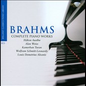 Brilliant Classics Piano Library: Brahms