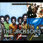 The Jacksons: Triple Feature [Digipak]