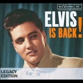Elvis Presley: Elvis Is Back!/Something for Everybody [Legacy Edition] [Digipak]