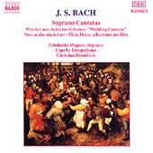 Bach: Soprano Cantatas / Brembeck, Wagner, et al