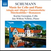 Schumann: Music for Cello and Piano / Georgian