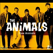 The Animals: Raw Animals [Box]