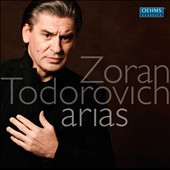 Arias from Aida, Macbeth, Il Tabarro, I Lombardi, etc. / Zoran Todorovich, tenor
