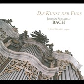 Bach: The Art of the Fugue / L&eacute;on Berben, organ