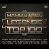 Various Artists: Hardstyle Legends Top 100