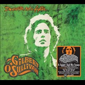 Gilbert O'Sullivan: I'm a Writer, Not a Fighter [Digipak]
