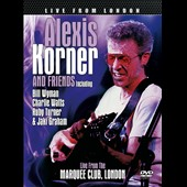 Alexis Korner & Friends: Live From London
