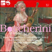Boccherini: Quintets for Guitar & Strings nos 1,2,3,4 & 9 / Massimo Scattolin, guitar