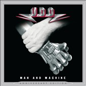 U.D.O.: Man and Machine [Anniversary Edition]