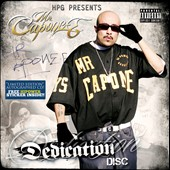 Mr. Capone-E: Dedication Disc [PA]