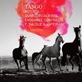 Tango - from Piazzolla to Beytelmann, this anthology includes 4 complete albums / Francois Salque, cello; Vincernt Peirani, accordion