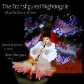 The Transfigured Nightingale - Brahms: Clarinet Sonata Op. 120/2; Rachmaninov: Clarinet Sonata Op. 19; Shostakovich et al. / Jerome Summers, clarinet; Robert Kortgaard, piano