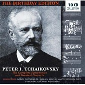 Tchaikovsky: The Birthday Edition