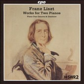 Franz Liszt: Works for Two Pianos - Concerto pathétique; Réminiscences de Norma; Réminiscences de Norma; Réminiscences de Don Juan et al. / Genova & Dimitrov Piano Duo