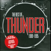 Thunder: The Best of Thunder 1989-1995 *