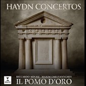 Haydn: Concertos - for Violin, Hob.VIIa:4; Hob.XVIII:6; for Horn, Hob.VIId:3; for Keyboard, Hob.XVIII:4; Hob.XVIII:11; Symphony