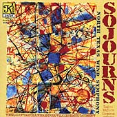 Sojourns / North Texas Wind Symphony