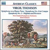American Classics - Thomson: Symphony on a Hymn Tune, etc