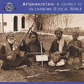 Various Artists: Afghanistan: A Journey to an Unknown Musical World