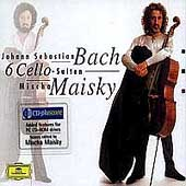 Bach: 6 Cello-Suiten / Mischa Maisky