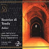 Bellini: Beatrice di Tenda / Votto, Sutherland, et al