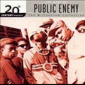 Public Enemy: 20th Century Masters - The Millennium Collection: The Best of Public Enemy