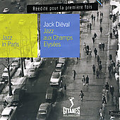 Jacques Diéval: Jazz aux Champs-Elysees