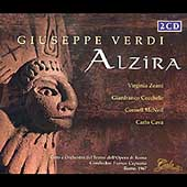 Verdi: Alzira;  Bellini / Capuana, Cava, McNeil, et al