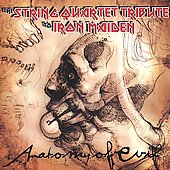 Vitamin String Quartet/Little Emo Quartet: Anatomy of Evil: The String Quartet Tribute to Iron Maiden