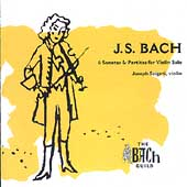 Bach: 6 Sonatas and Partitas for Solo Violin / Szigeti