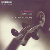 Couperin: Apothéoses / London Baroque