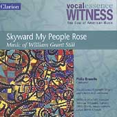 Vocalessence Witness - Skyward My People Rose / Brunelle