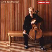 Works for Solo Cello - Kodály, Britten / Henrik Dam Thomsen