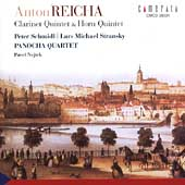 Reicha: Clarinet and Horn Quintets / Panocha Quartet