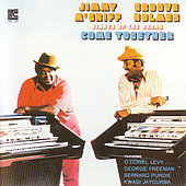 Jimmy McGriff/Groove Holmes: Giants of the Organ Come Together