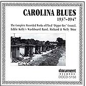 Various Artists: Carolina Blues (1937-1947)