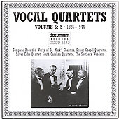 Various Artists: Vocal Quartets, Vol. 6: S
