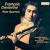 Devienne: Flute Quartets / B., S. & W. Kiujken, Terakado