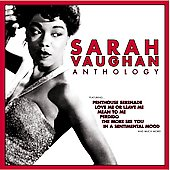 Sarah Vaughan: Anthology [Slipcase]