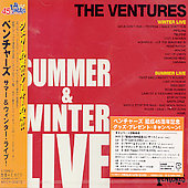 The Ventures: Summer & Winter: Live