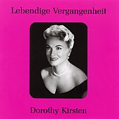 Lebendige Vergangenheit - Dorothy Kirsten